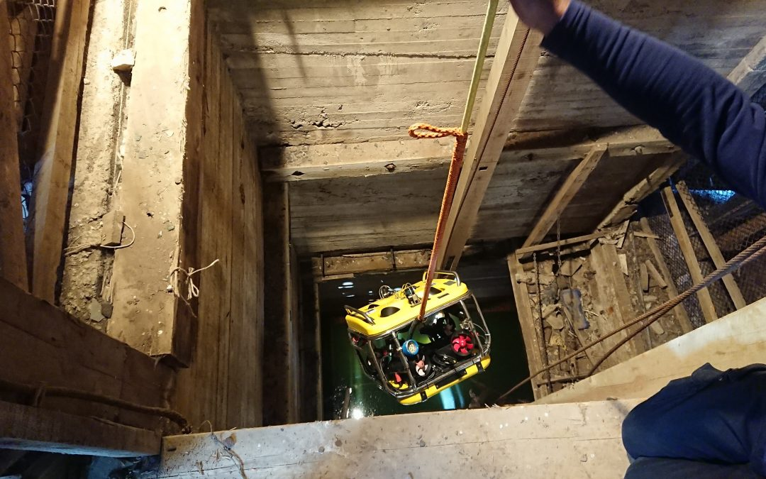 ROV inspektion på Åland